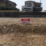 堺市東区日置荘西町1丁建築条件付宅地《1号地》