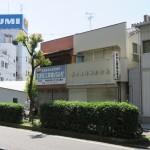 第二阪和道に面しています。
